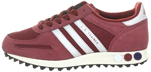 adidas la trainer bordeaux