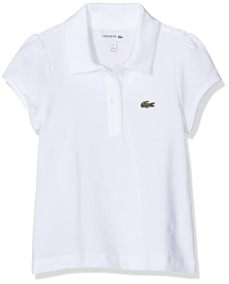 4aa5eb13d7e78 Lacoste Polo Fille: Amazon.fr: Vêtements et accessoires