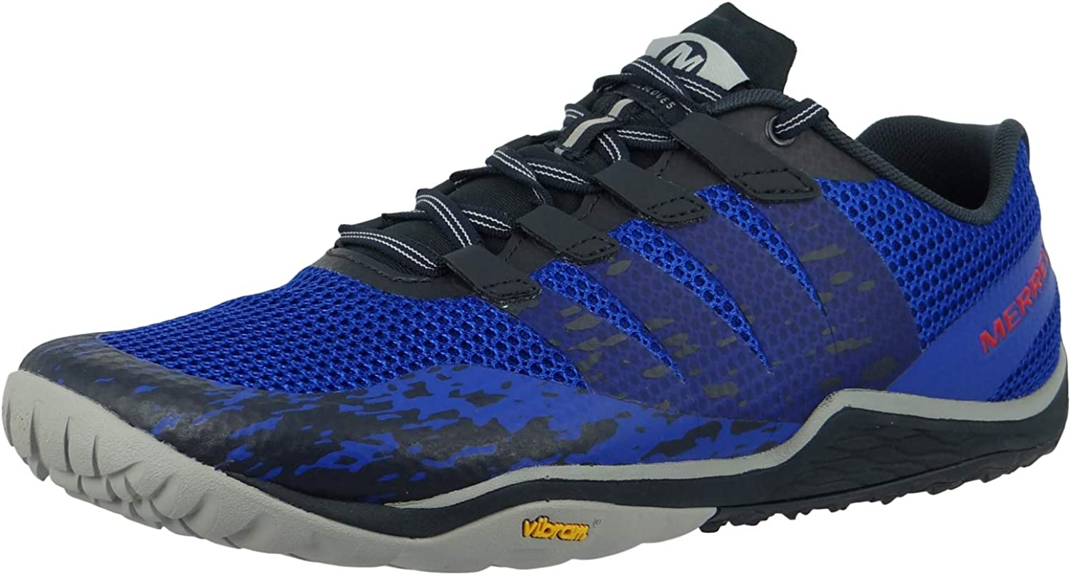 Merrell Mens Trail Glove 5 Fitness Shoes