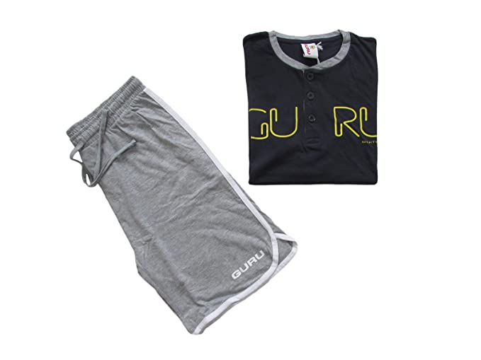 guru - Pijama - para Hombre Stampa 1 XL