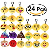 Amazon Price History for:BESTOMZ 2-Inch Mini Keychain Bundle with Mini Pop Plush Pillow Keychain and Keychain Decorations, Set of 24