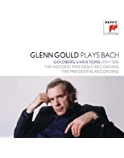 Glen Gould Plays Bach:Goldberg Variations Bwv 988-The Historic 1955 Debut Recording