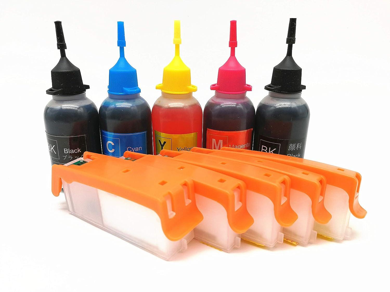 PGI-570 CLI-571 Kit de recarga de tinta Compatible para ...