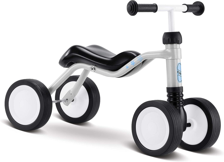 PUKY 3025 Bicicleta de Equilibrio, Color Gris (con Pegatinas de ...