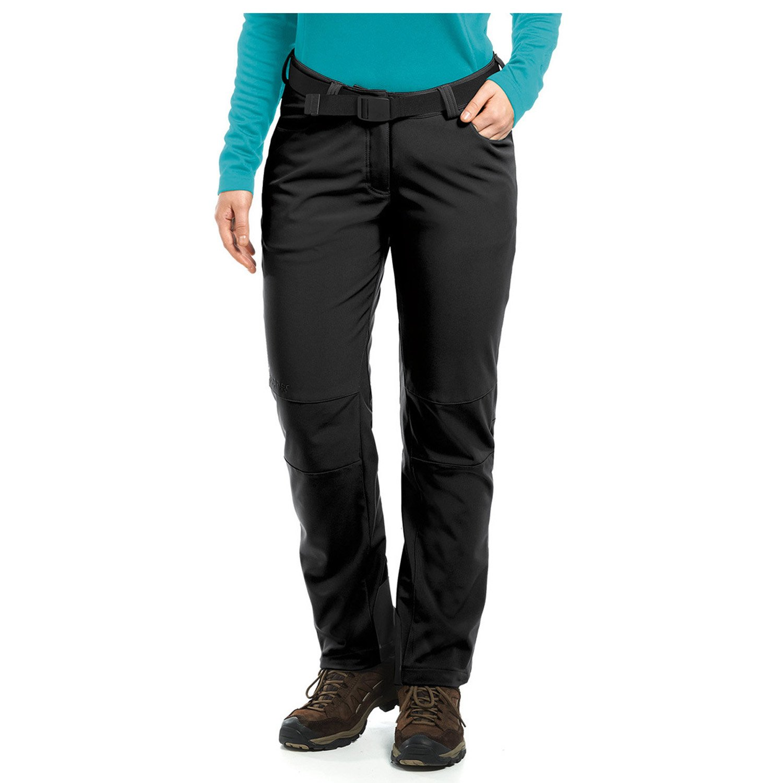 maier sports Packaway 2L Women's Soft Shell Trousers Tech