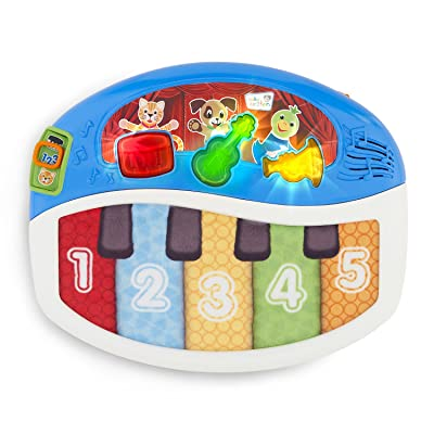 Discover & Play Piano Musical Toy : Baby Musical Toys : Baby