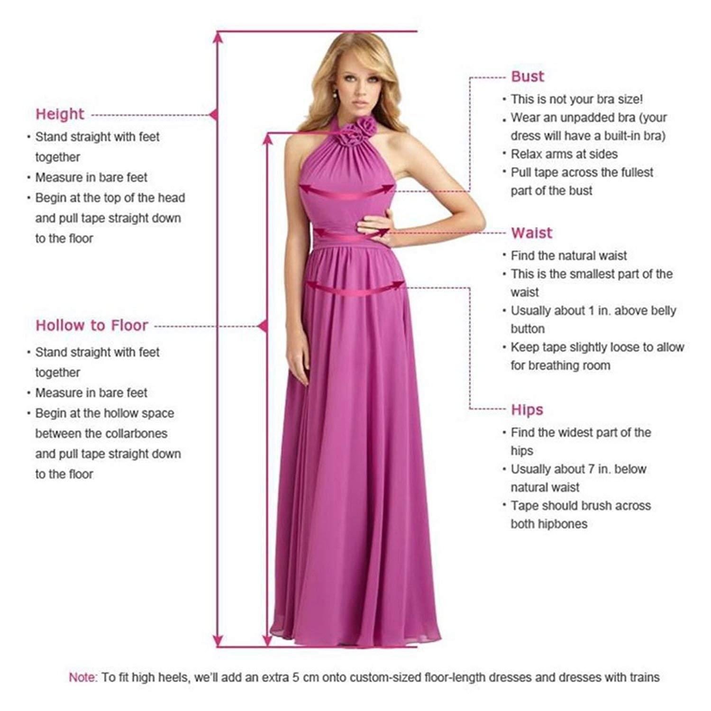 Yilis Double V Neck Elegant Long Bridesmaid Dress Chiffon Wedding Evening Dress
