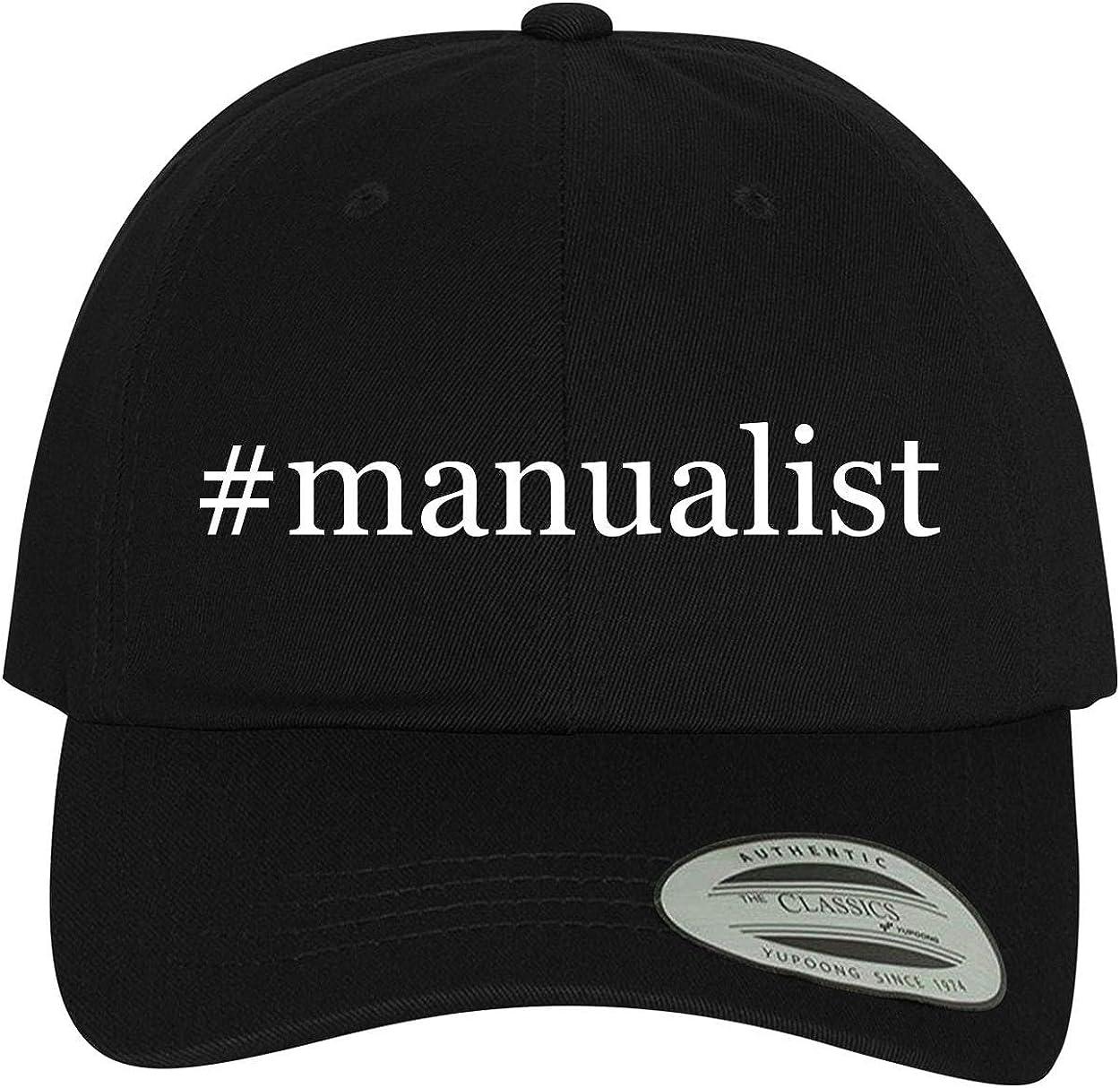 BH Cool Designs #Manualist Comfortable Dad Hat Baseball Cap