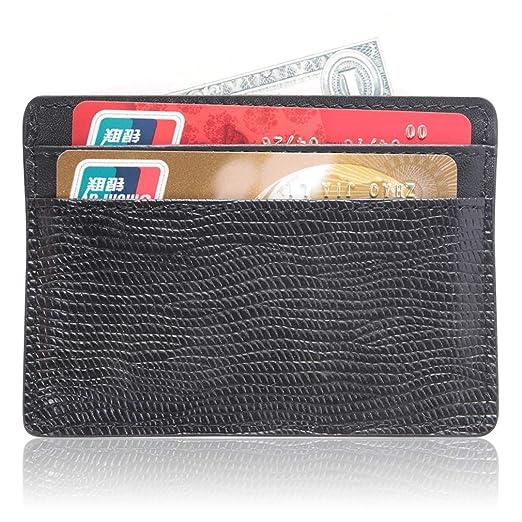 5b76f07c8b0b1 Amazon.com  Slim Credit Card Holder for Men
