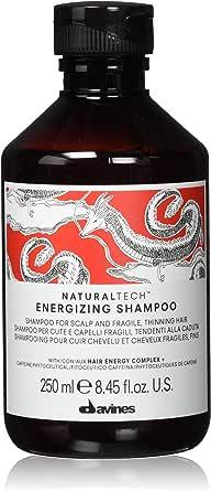 Davines Naturaltech Energizing Shampoo by Davines for Unisex - 8.45 oz Shampoo, 253.49999999999997 milliliters
