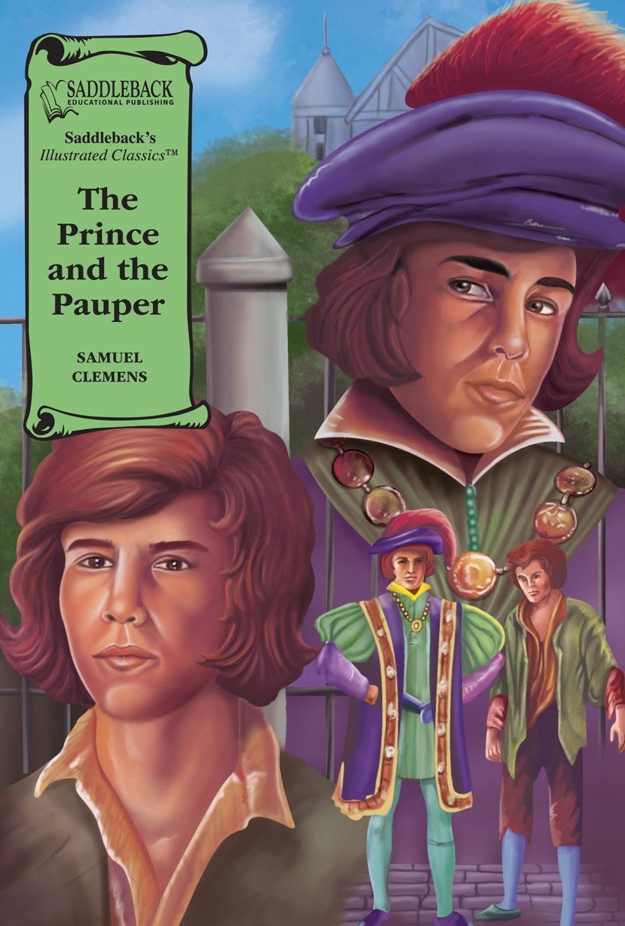 The Prince and the Pauper-Illustrated Classics-Read Along pdf