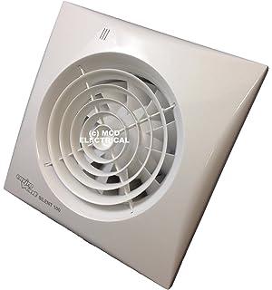 estrattore ventola per il bagno funzione umidostato timer 100 ht silenzioso