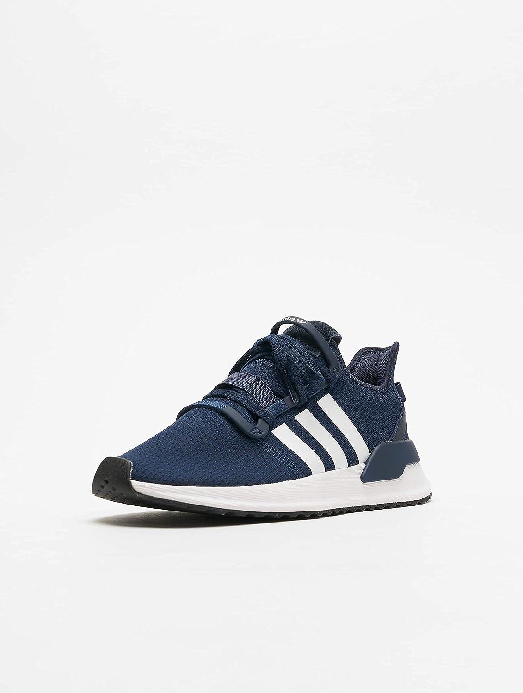 adidas U_Path Run W, Baskets Femme Bleu
