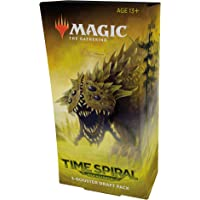 Magic The Gathering Time Spiral Remastered 3-Booster Draft Pack (45 Magic Cards)