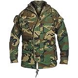 veste Commando 'Smock', Couleur:woodland;Taille:L