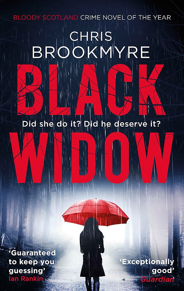 Black Widow (Jack Parlabane) pdf