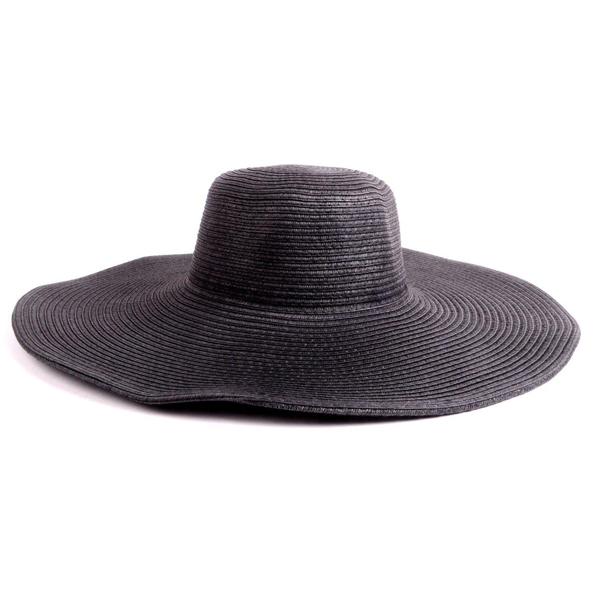 Nollia  Big Solid Color Floppy Sun Hat