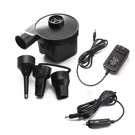 Amazon.com: Ele King Bomba de aire eléctrica, portátil quick ...