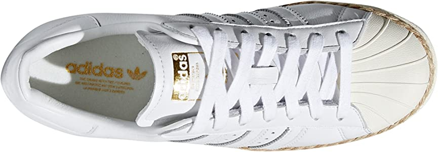99488f9a91 Adidas Superstar Originale Bold Bianco/Rosa BY9076. Piattaforma Sneaker. Scarpe  da Donna