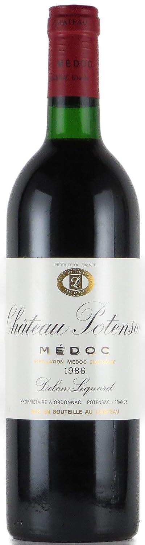 シャトー ポタンサック 1986 赤ワイン 750ml B07F5TRTLC