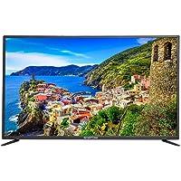 "Sceptre 50"" 4K UHD Ultra Slim LED TV 3840x2160 MEMC 120, Metal Black 2019 (U518CV-UM)"