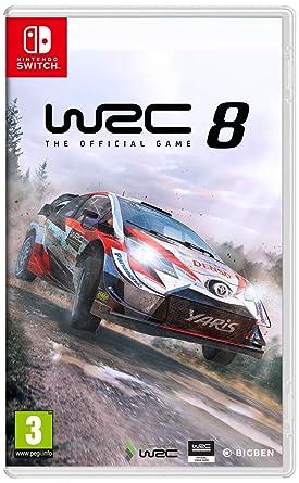 Resultado de imagem para WRC 8 switch