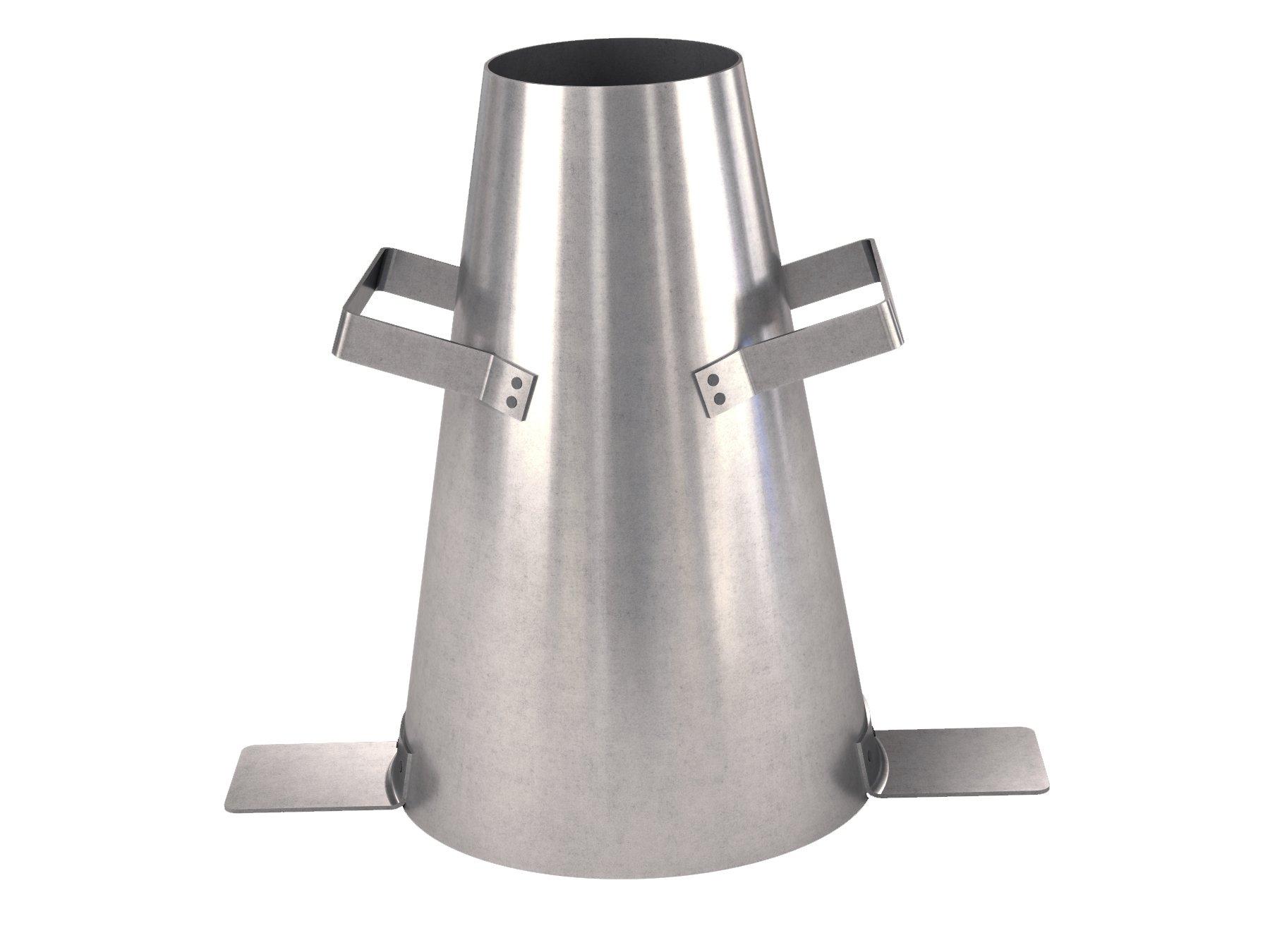 Bon 82-480 Steel Slump Cone