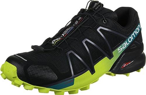 6. Salomon Men's Speedcross 4 Trail Running Shoe