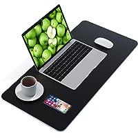 Deals on Ameriergo Dual-Sided Desk Pad 31.5 Inch x 15.7 Inch