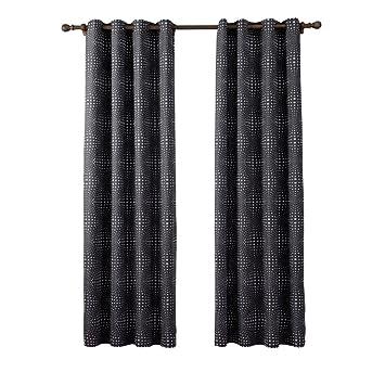 1 Paar Schlafzimmer Polyester Fenster Vorhang Fenster Vorhang Drapieren  Panel Gardinen Für Schlafzimmer/Zimmer/