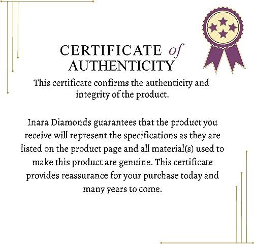 Inara Diamonds BRDL2108 10k YG product image 8