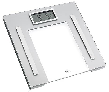 Weight Watchers 8989U iTracker - Báscula electrónica con funciones de análisis corporal