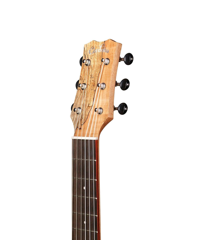 Cordoba sm-ce Mini clásica guitarra acústica: Amazon.es: Instrumentos musicales