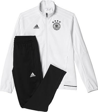 adidas DFB TRG Suit Y Chándal Federación Alemana de Fútbol, Niños ...