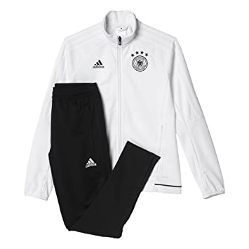 4e8dd79be adidas DFB TRG Suit Y Tracksuit Germany National Football Team for Boys