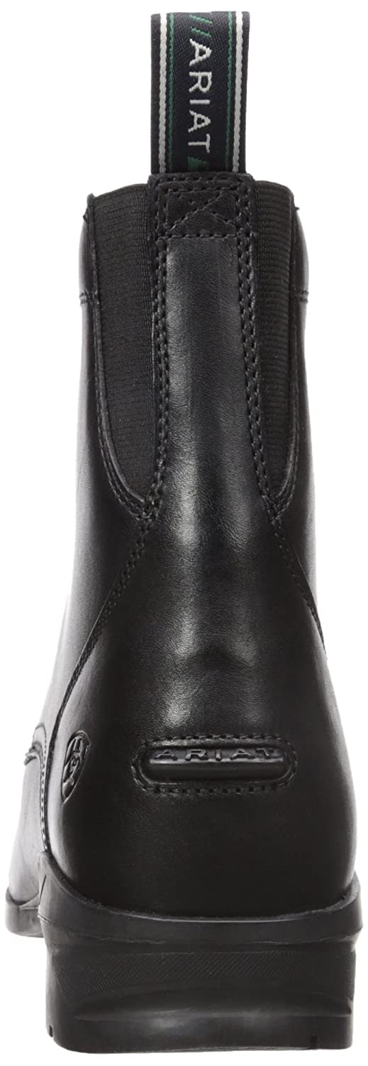 Ariat Women's Heritage IV English Paddock Boot B01L91PE36 8 B(M) US|Black