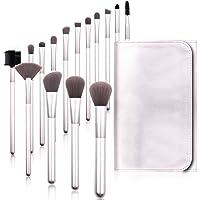 15-Piece Real Perfection Premium Cosmetic Makeup Brush Set
