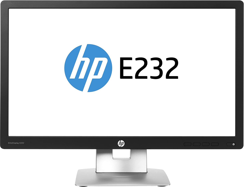 "HP Business E232 23"" LED LCD Monitor - 16:9 - 7 ms M1N98AA#ABA"