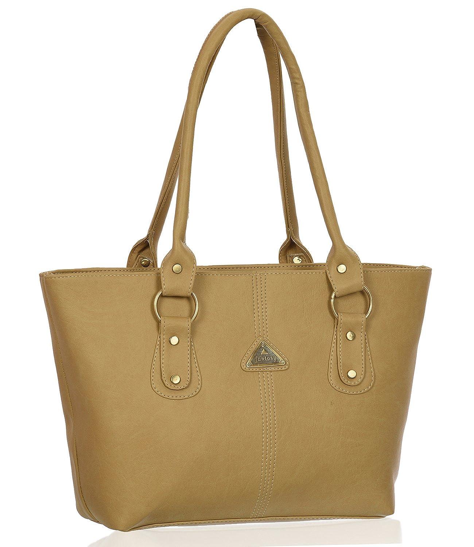 db53b68b6c Fantosy Women Shoulder Bag(FNB-194-1) (Beige): Amazon.in: Shoes & Handbags