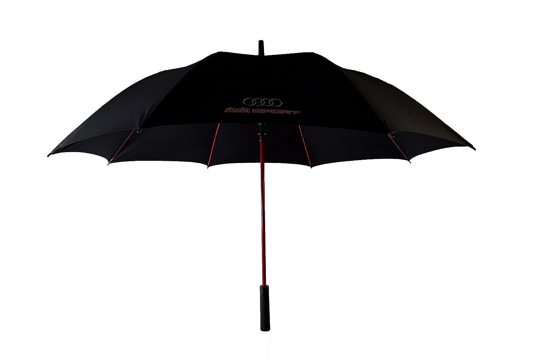 Paraguas, calidad prémium, tamaño grande, resistencia al viento, recto, automático. De marcas de coche: disponible en Skoda, Audi, BMW, Porsche, Ferrari, ...