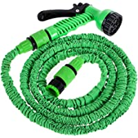 Vipeco Expandable Flexible Water Plastic Hoses High Grade Fabric Pipe Multifunctional Watering Spray Gun For Car Garden