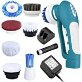 Belle Handheld Automatic Electric Power Scrubber Household