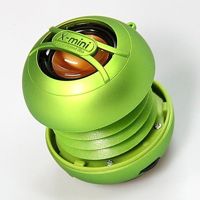 Amazon.com: XMI uno xam14 °Cápsula altavoz Verde: Home Audio ...