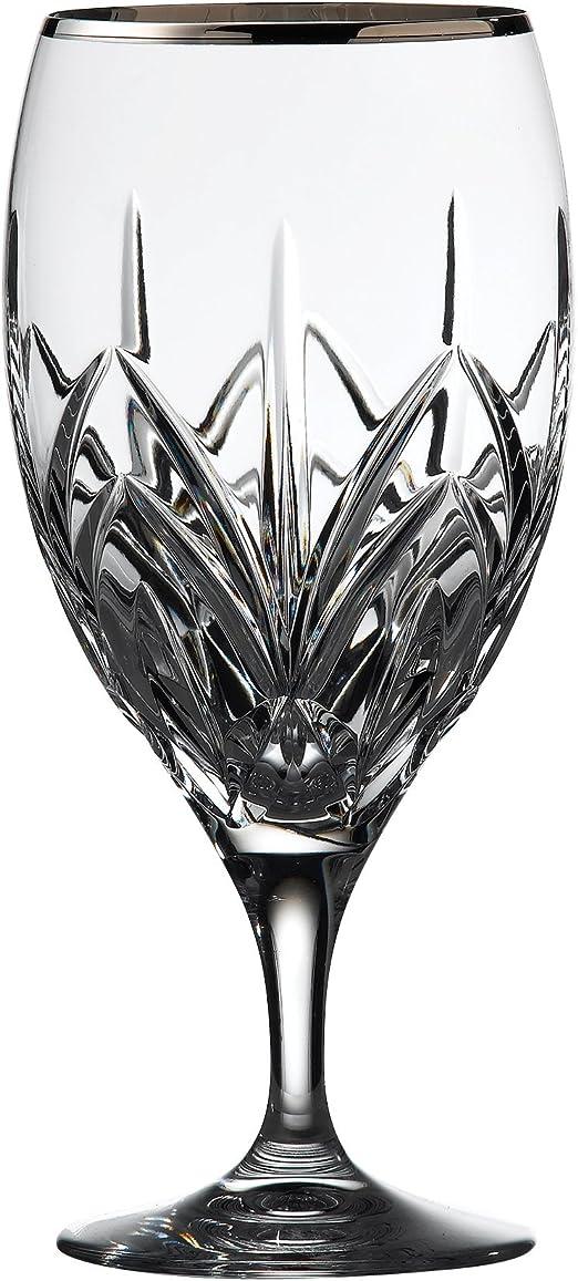 Caprice Platinum Goblet 11.5 OZ