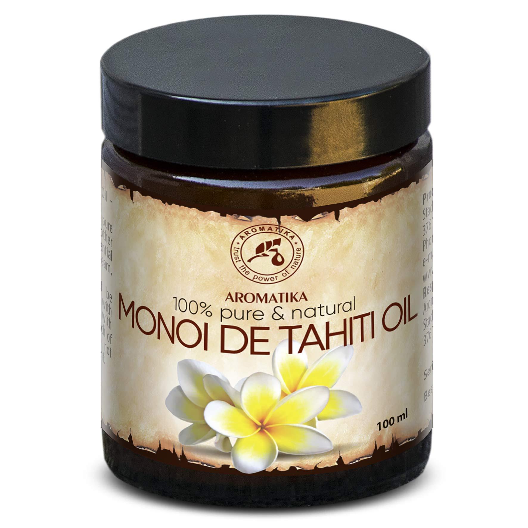 Tahitian Monoi Oil 100ml France Coco Buy Online In Suriname At Desertcart