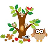 Carson Dellosa Owl Bulletin Board Set (110137)
