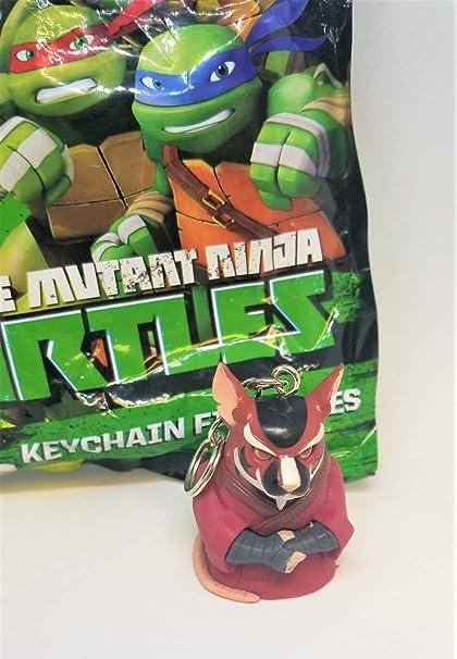 Amazon.com: Teenage Mutant Ninja Turtles Keychain Figurine ...