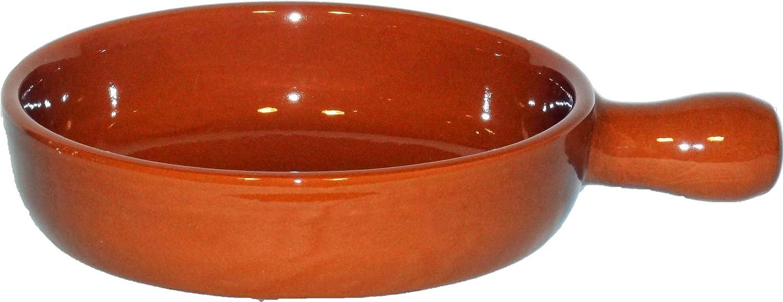 Amazing Cookware Natural Terracotta 15cm Pan SB119