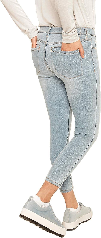 Lole Women's Skinny 7/8 Jeans Skinny Light Blue Denim