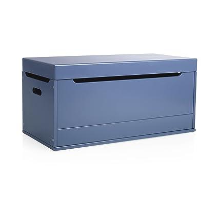 toys storage furniture cheap guidecraft brooklyn toy box blue kids chest trunk storage furniture amazoncom chest